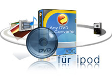 Any DVD Converter = MPEG Converter + AVI Converter + FLV Converter + YouTube Video Converter + MP4 Converter