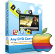 Any DVD Converter for Mac ist Mac DVD Ripper und Video Converter.