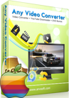 Any Video Converter Free for Mac ist kostenloser Video Konverter für Mac OS.