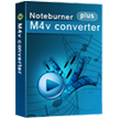 NoteBurner M4V Converter Plus for Mac ist Mac M4V Converter.