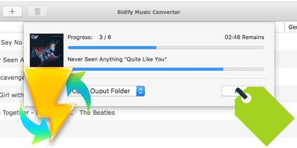 Sidify Music Converter für Spotify